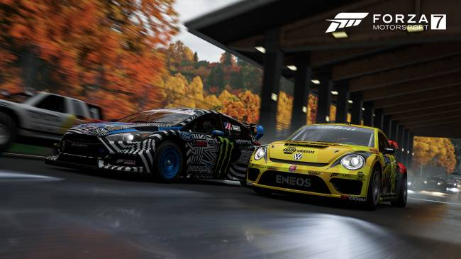 Forza Motorsport 7 review: It's everything you expected