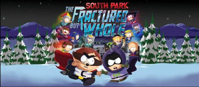 Don't bother playing 'South Park' unless you're a die-hard fan