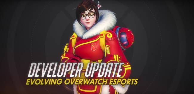 'Overwatch' director details plans to improve eSports viewing