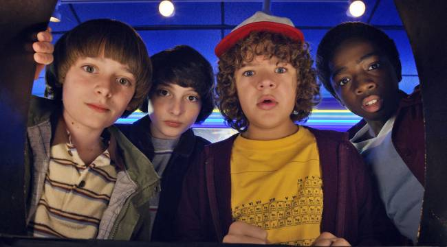Recommended Reading: Is 'Stranger Things' really that popular?