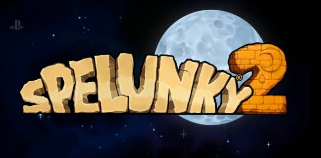Get your first glimpse of 'Spelunky 2'
