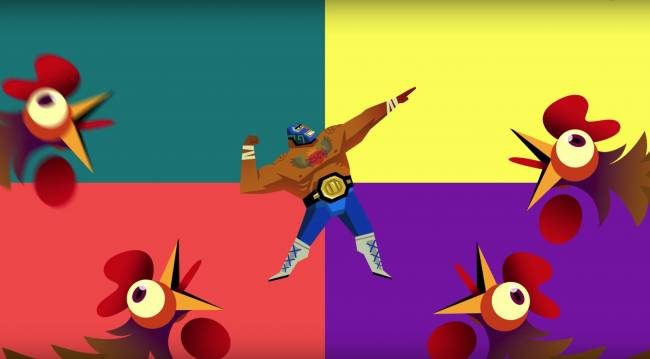 'Guacamelee 2!' brings grappling hooks and chicken power to PS4