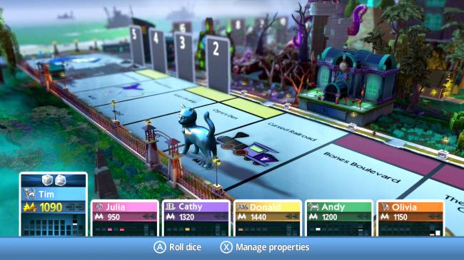 You wanted more Switch games, so you got 'Monopoly'