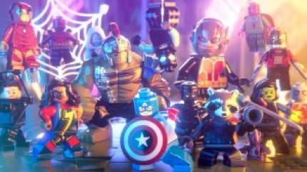 Lego Marvel Super Heroes 2 Panel Info and Interview at NYCC 2017