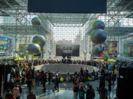 New York Comic Con 2017 – A Wild Ride