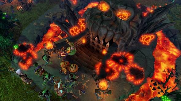 Free Steam keys: Expand your evil touch by winning one of 50 codes for Dungeons 3!