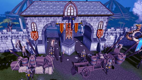 Runescape players will win a paid trip to Jagex in the Dimension of the Damned event