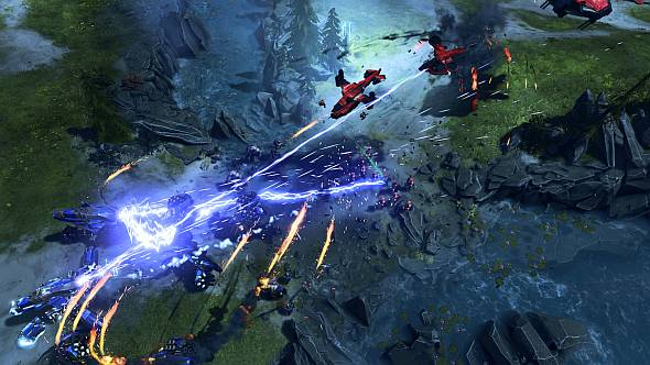 Halo Wars 2 will get cross-play this month