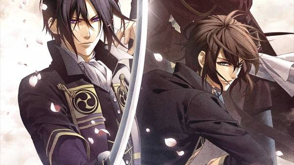 Hakuoki: Edo Blossoms coming west in spring 2018