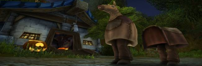 World of Warcraft finally lets you be a horse's butt this Hallow's End