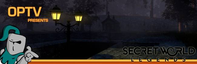 The Stream Team: Secret World Legends' first Halloween