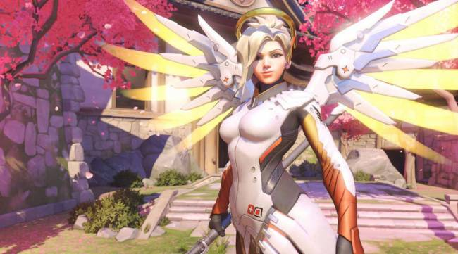 Overwatch: New Patch Buffs Mercy and Lucio