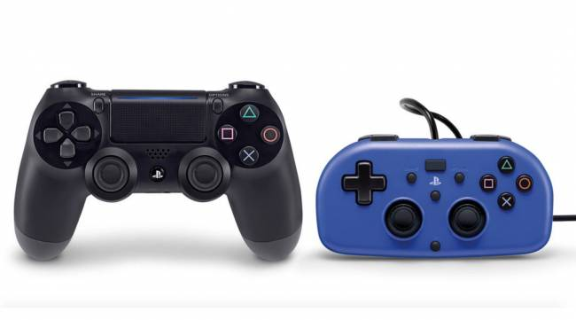 PlayStation 4 Set to Receive Officially Licensed Mini Wired Controller for Kids