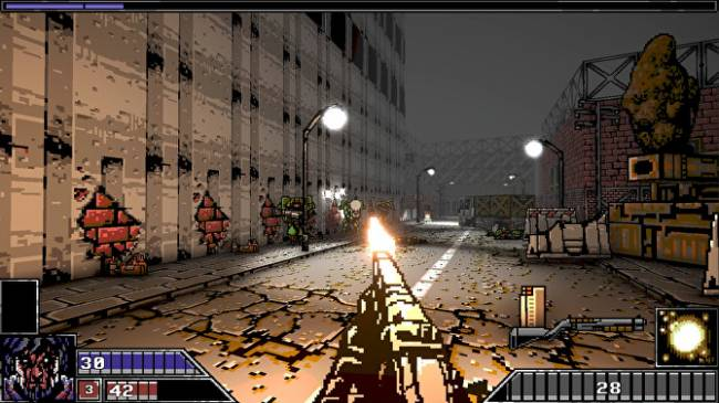 Retro FPS Project Warlock makes its debut on October 18th