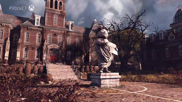 West Virginia is so ready for its Fallout 76 closeup