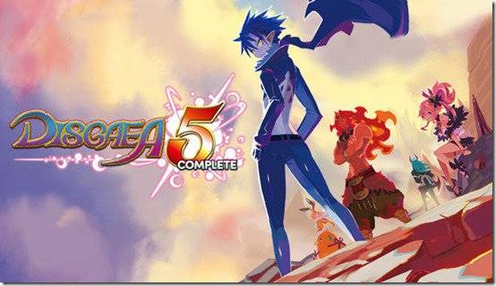 Disgaea 5 Complete PC Launch Date Set For October 22, 2018