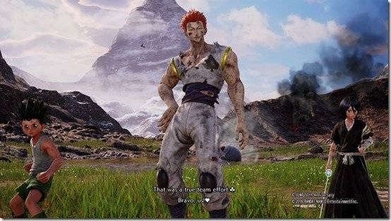 The Jump Force Beta Shows How Dynamic The Characters And Fights Can Be