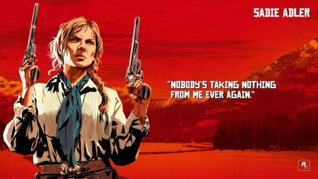 Rockstar Co-Founder Discusses the Portrayal of Women in Red Dead Redemption 2