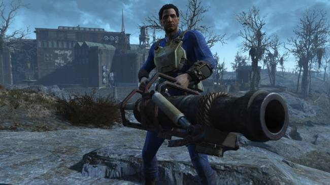 Remembering Fallout's 15 Wildest Weapons