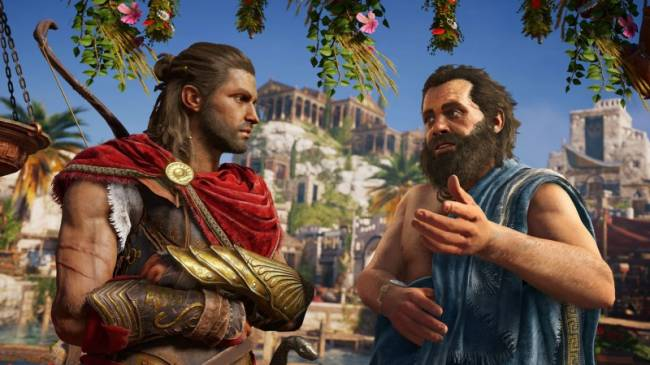The Stories Behind Assassin Creed Odyssey's Mythical Locations