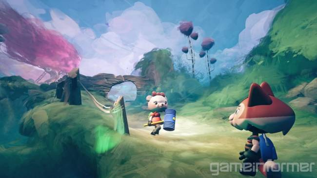 Here Are The Characters In Dreams' Story Mode