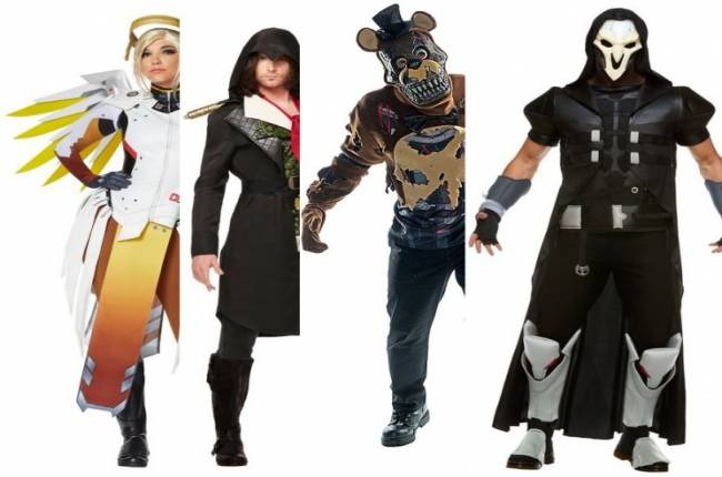The Best Video Game Costumes For Halloween 2018