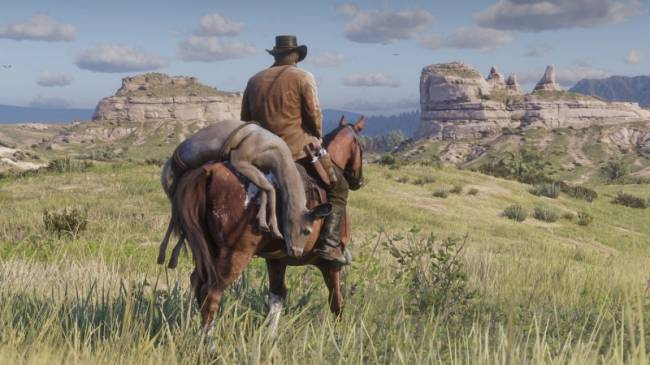 New Red Dead Redemption II Hands-On Impressions From The Opening To Its Open World