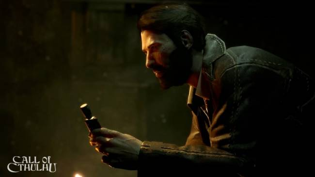 Call Of Cthulhu's Launch Trailer Sets A Tone