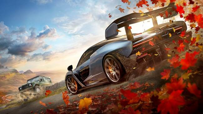 Forza's First Four Weeks Of Content Revealed