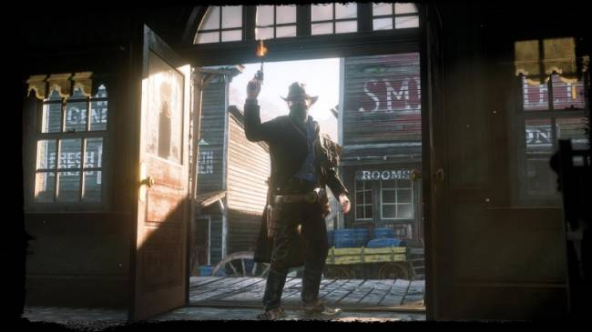 Red Dead Redemption II's Second Gameplay Video Arrives Tomorrow