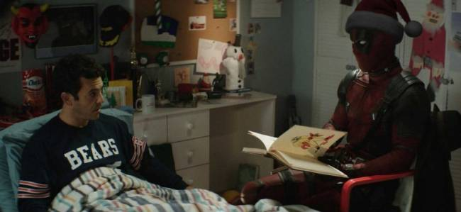 Surprise Deadpool Christmas Movie Is Seemingly A PG-13 Retelling Of Second Movie