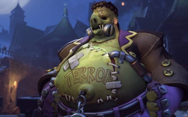 Overwatch's Halloween Terror Event Starts Next Week
