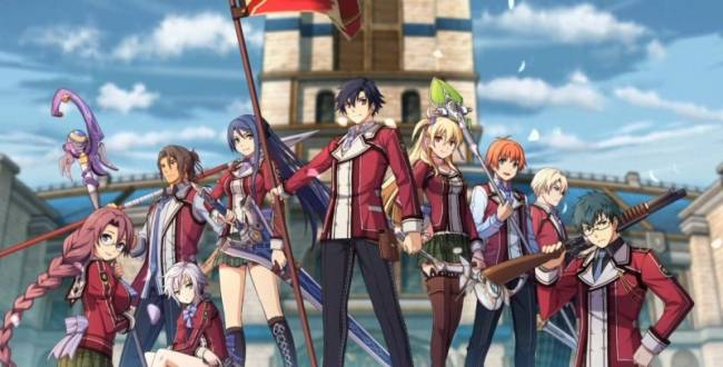 Trails Of Cold Steel And Its Sequel Come To PlayStation 4 In The West