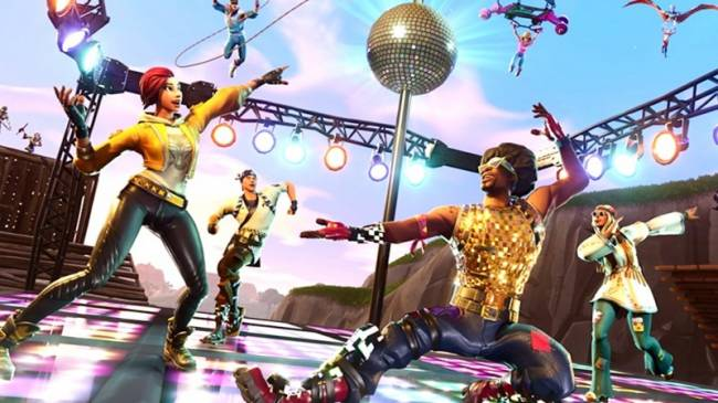 New Fortnite Event Gives You Saturday Night Fever