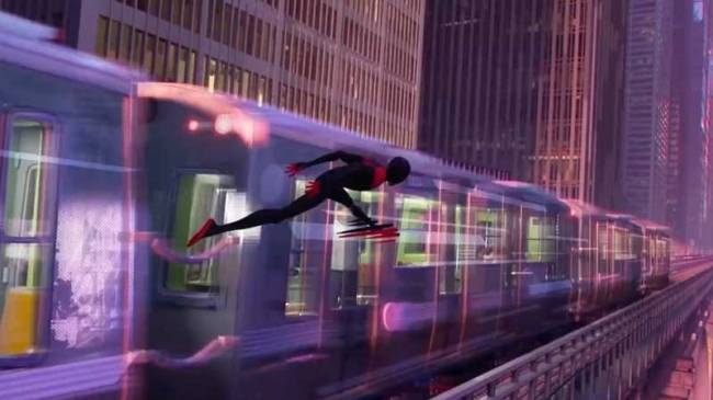 The Many Faces In Spider-Man: Into The Spider-Verse