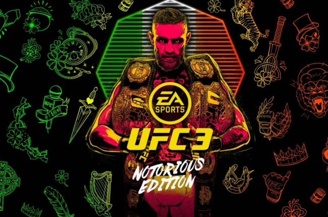 UFC 3 Notorious Edition Hits Today To Celebrate Conor McGregor's Octagon Return