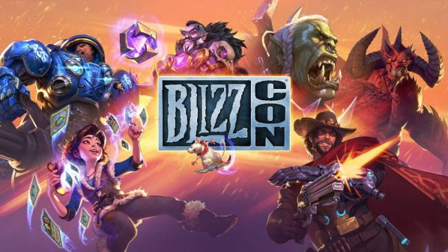 Blizzard Reveals A Packed Blizzcon 2018 Schedule