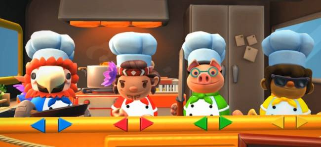 Overcooked 2 Gets Sunny Island DLC Available Now