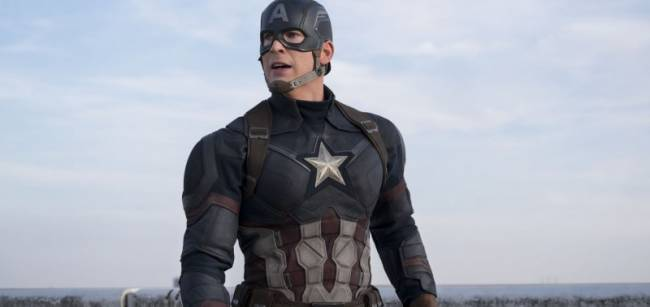 Chris Evans Tweets Wistful Message After Wrapping Latest Avengers Movie