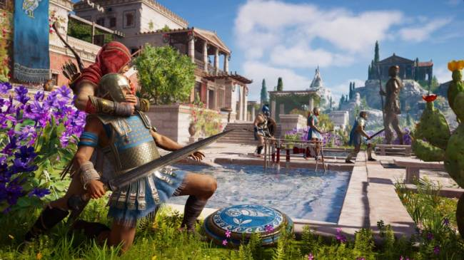 Exclusive Sneak Peek Of The Assassin's Creed Odyssey Soundtrack