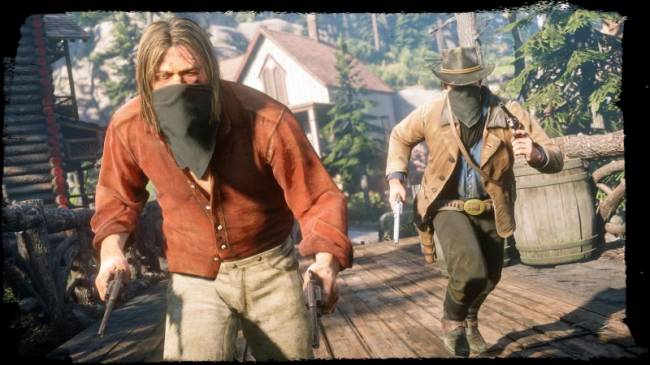 Red Dead Redemption II Exclusive PS4 Content Detailed