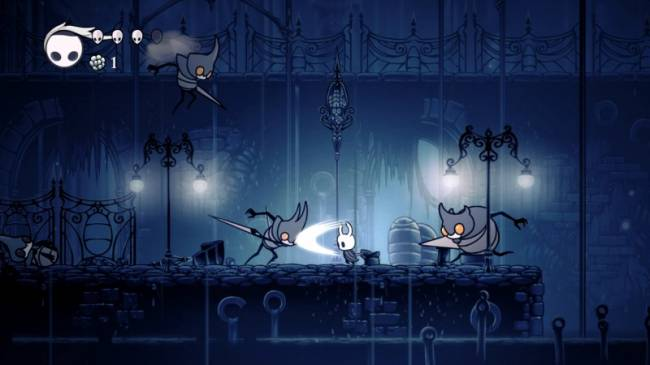 Hollow Knight, Hitman Headline November's Humble Monthly Bundle