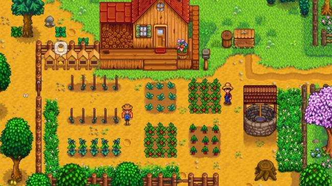 Indie Farming Simulator Stardew Valley Is Coming To Mobile