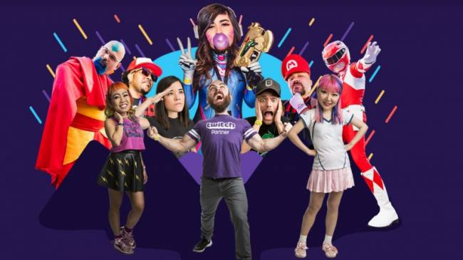 A Stream of Big Names And Brands Announced For TwitchCon 2018
