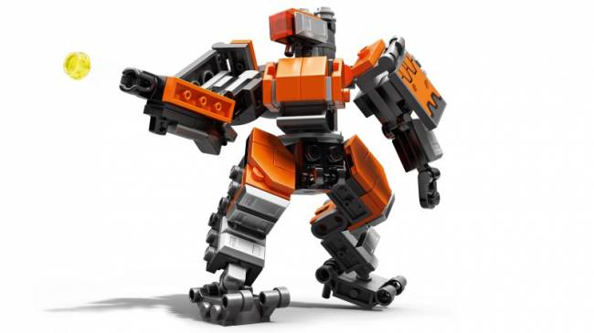 Lego Brick Bastion Available At Blizzard Gear Store For A Limited Time
