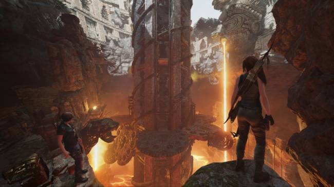 Shadow Of The Tomb Raider's First DLC Announced