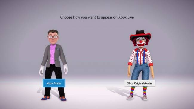 October Xbox One Update Brings Back Avatars