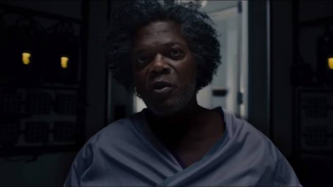 New Trailer For 'Glass' Pits Bruce Against The Beast