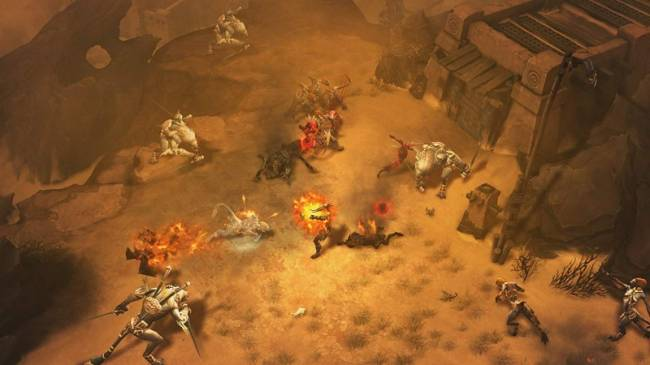 Blizzard Working To Bring Crossplay To Diablo 3