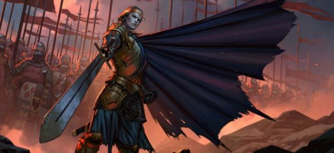 Watch 37 Minutes Of Gameplay From Thronebreaker: The Witcher Tales
